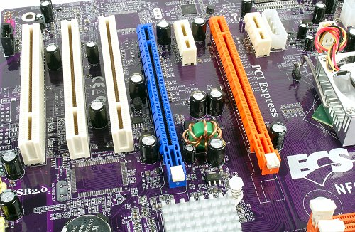 SLI capable dual PCIe x16 slots are locked at PCIe x8, hence the lack of any switching mechanism.