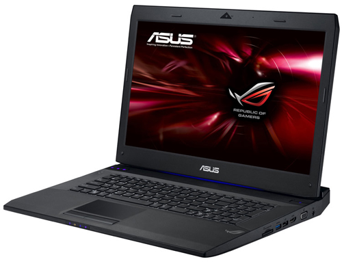 The G73Jw is the latest 3D gaming notebook to come from ASUS. It features NVIDIA's GeForce GTX 460M mobile GPU and has an integrated IR transmitter for a cleaner, less cumbersome 3D setup.