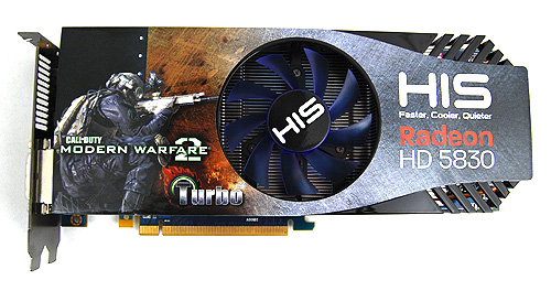The iCooler cooler is already into its fifth edition and fans of Modern Warfare 2 will definitely appreciate the looks of this card.