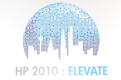 The HP Elevate event was held in Jakarta, Indonesia on 17th and 18th March 2010.