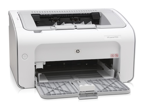 HP LaserJet Pro P1100 - The Most Energy Efficient Laser Printer.