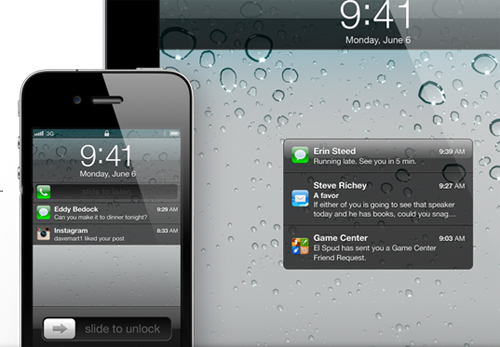 The improvements to its notifications is a long-awaited feature requested by users over the last few iOS versions.