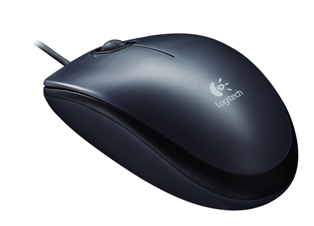 Logitech Introduces Logitech Mouse M100 - HardwareZone com sg