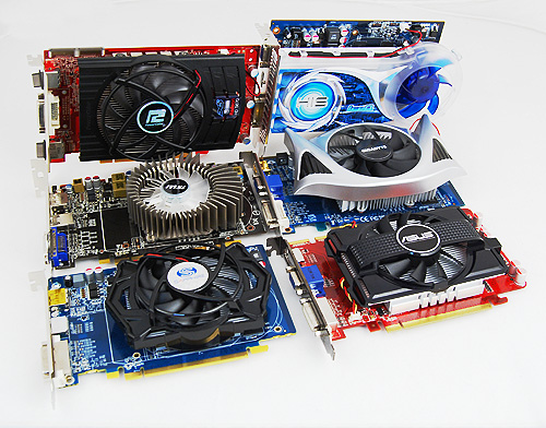DirectX 11 gaming for under US$100? We take a look at six cards from the biggest names in the graphics card market to see what's on offer.