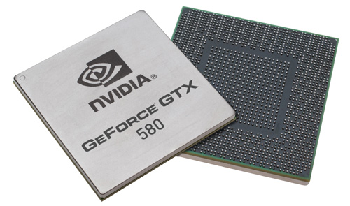 The GeForce GTX 580 is powered by the new GF110 chip which has been tweaked for better performance and power efficiency.