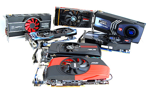 If you looking for a Radeon HD 6850 this year-end holiday season, you cannot afford to miss our roundup.