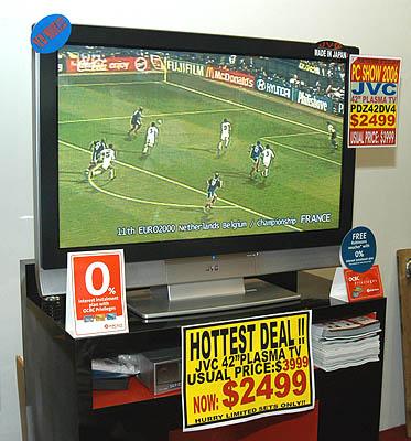 Hipfill, HP & JVC : PC Show 2006 - HardwareZone.com.sg
