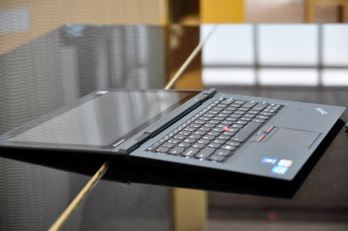 The Lenovo ThinkPad X1 is flexible in more ways than one.