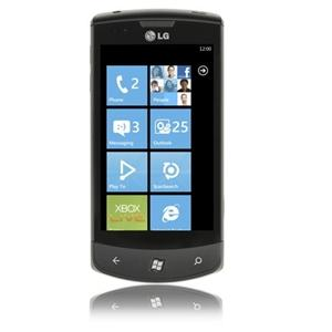 LG Optimus 7 (LG E900)