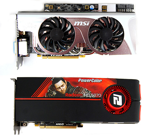 The formidable MSI R5870 Lightning makes a return in our Radeon HD 5870 roundup. How would it hold up against new competitors?