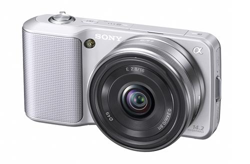 The Sony Alpha NEX-3 won both the Reader's Choice and Editor's Choice awards.