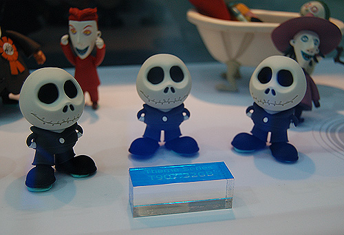 Fans of Tim Burton's The Nightmare Before Christmas will instantly recognize this series of flash drives.