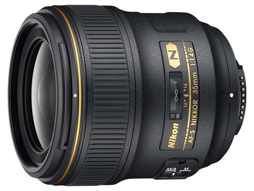 Last but not least is the AF-S Nikkor 35mm f/1.4G prime, though the price is yet to be announced.