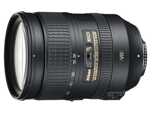 At $1599, the AF-S Nikkor 28-300mm F/3,5-5.6G ED VR makes for a great addition to your lens collection if you need something to zoom with.