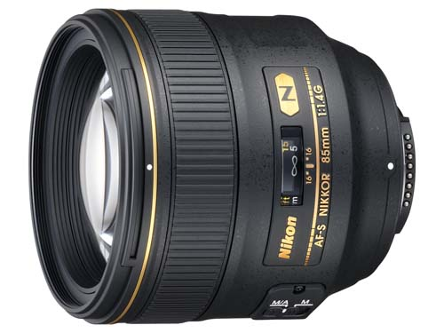 Need something mid range yet capable of shooting in the dark? The AF-S Nikkor 85mm f/1.4G should do the trick if you have S$2459 to spare.