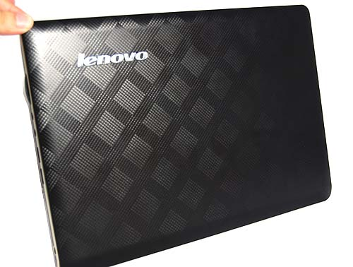 The Lenovo IdeaPad U350.