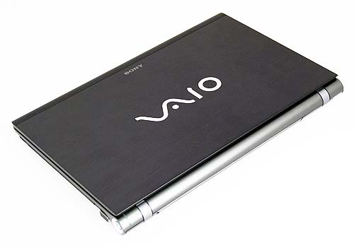 Clad in hybrid carbon and aluminum is the familiar looking Sony VAIO Z, though this is completely new internally.