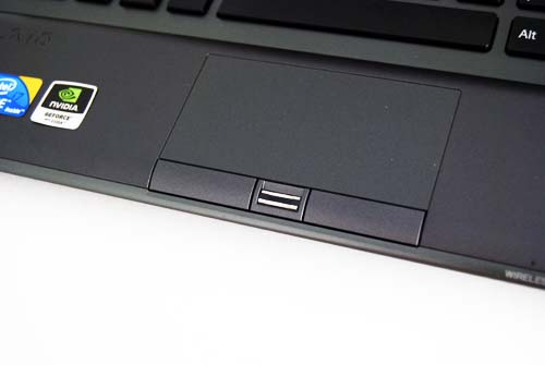 Last but not least is the trackpad, which we found was quite responsive.