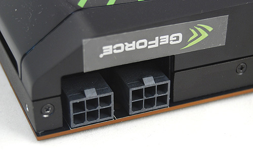 Unlike the old GeForce GTX 480, the GeForce GTX 570 requires only two 6-pin PCIe power connectors for power. It also has a lower rated TDP of 219W compared to the GeForce GTX 480's rated TDP of 250W.