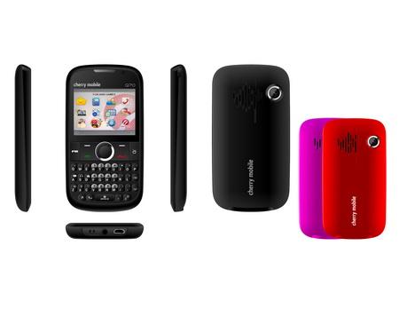 Cherry Mobile Q70 Quad-SIM Mobile Phone