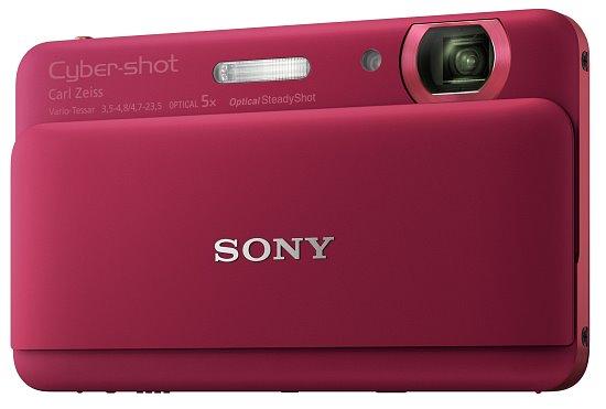Touchscreen Compact Camera Sony Cyber Shot DSC TX55