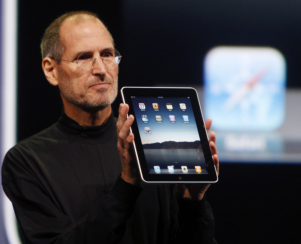 "Earlier this year, Steve Jobs unveiled the iPad, calling it the most ""magical"" device he has ever worked on at Apple."