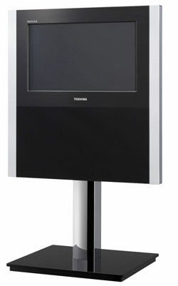 Launched overseas in December 2010, Toshiba's 20GL1 finally brings glasses-free 3D viewing to the TV domain. Unfortunately, the tiny 20-inch didn't chalk up considerable sales figures due to its small display and pricey requirement. According to Toshiba, only 500 units were sold in the first month after the GL1's release.