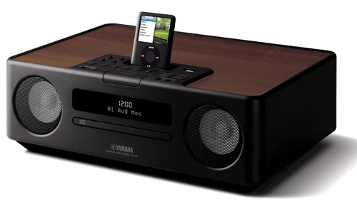 The TSX-130 is definitely worth a look or two if you are looking for a desktop audio system. Oh, it also comes in black.