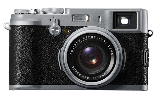 The Fujifilm X100, which was released in early 2011.