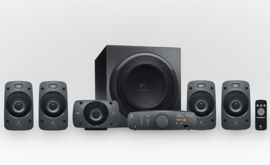While some home theater systems may cost over US$500, the Logitech Z906 is expected to carry a price adjacent to that of the Z-5500 at around US$400. If you do not own a Z-5500 and you are looking for a respectable surround sound setup for your entertainment room, you may consider the Z906 in your short list of options. It is however not capable of displacing the old Z-5500 if you're looking for an upgrade.