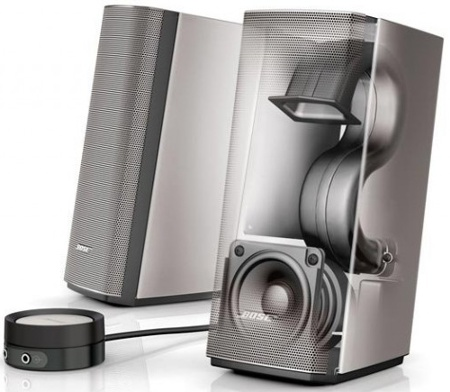 Bose Companion 20 Multimedia Speaker System Launched