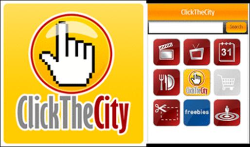 ClickTheCity Mobile App