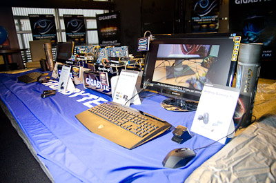 The GIGABYTE Tech Tour 2011 served as an event to better promote GIGABYTE products