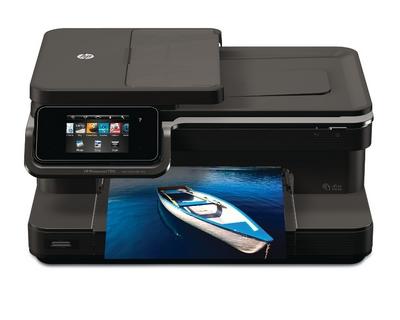 HP Photosmart 7510 eAiO