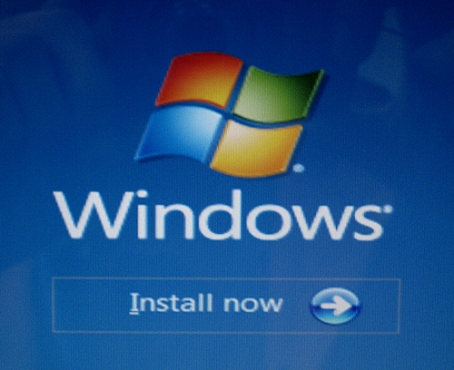 Yes, I want to install Windows 8. Now.