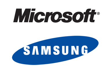 Cracks have begun to form in the partnership between Microsoft and Samsung.