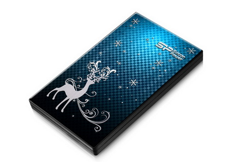 Silicon Diamond D05 Limited Edition External Hard Drive
