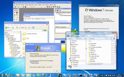Microsoft tried to cater the market which still prefers to use Windows XP with XP Mode but failed to draw in a significant crowd.