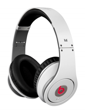 Stylish and trendy, Beats Studio is striking as it is functional, featuring Monster powered isolation technology, which keeps external noise down and revs up the bass for a kicking good time.