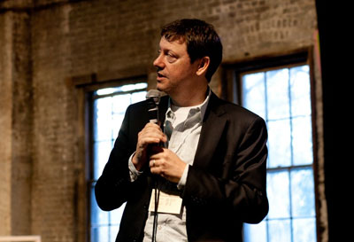 Fred Wilson (Image credit: Lachlan Hardy)