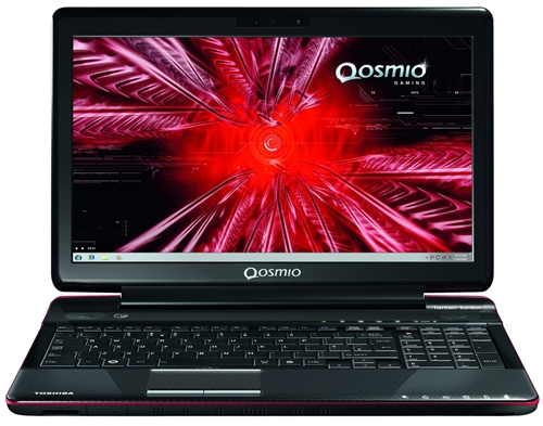 "Built in a 15.6"" form factor, the Toshiba Qosmio F750 comes equipped with 2nd Generation Intel Core processors, NVIDIA GeForce GT 540M graphics, and even glasses-free 3D capabilities on some models."
