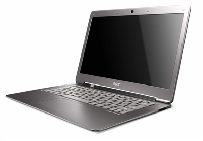 The Acer Aspire S3.