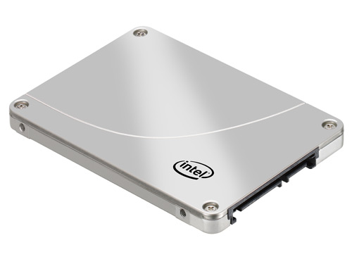 The Intel SSD 710 Series.