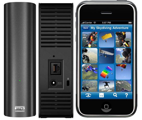 WD Intros 2go iOS and Android Mobile App for Personal Cloud