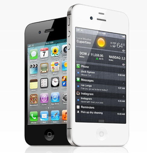 Talking about the New Apple iPhone 4S