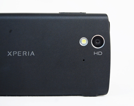 Like its bigger cousin, the Xperia Arc, the Xperia Ray comes with an 8.1-megapixel (using a backlit Exmor R sensor) camera with autofocus.