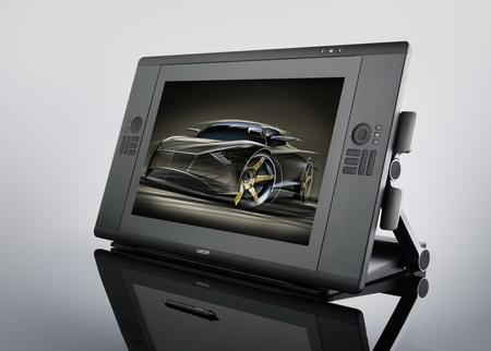 Wacom Introduces Revolutionary Cintiq 24HD Touch Display