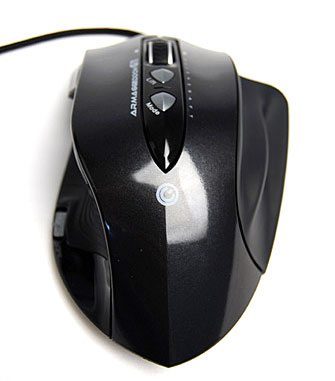 Extreme Curves: Gaming Mouse Edition