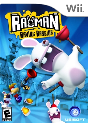 Rayman Raving Rabbids was one of the first successful Wii games that best utilized the WiiRemote with its mini games.