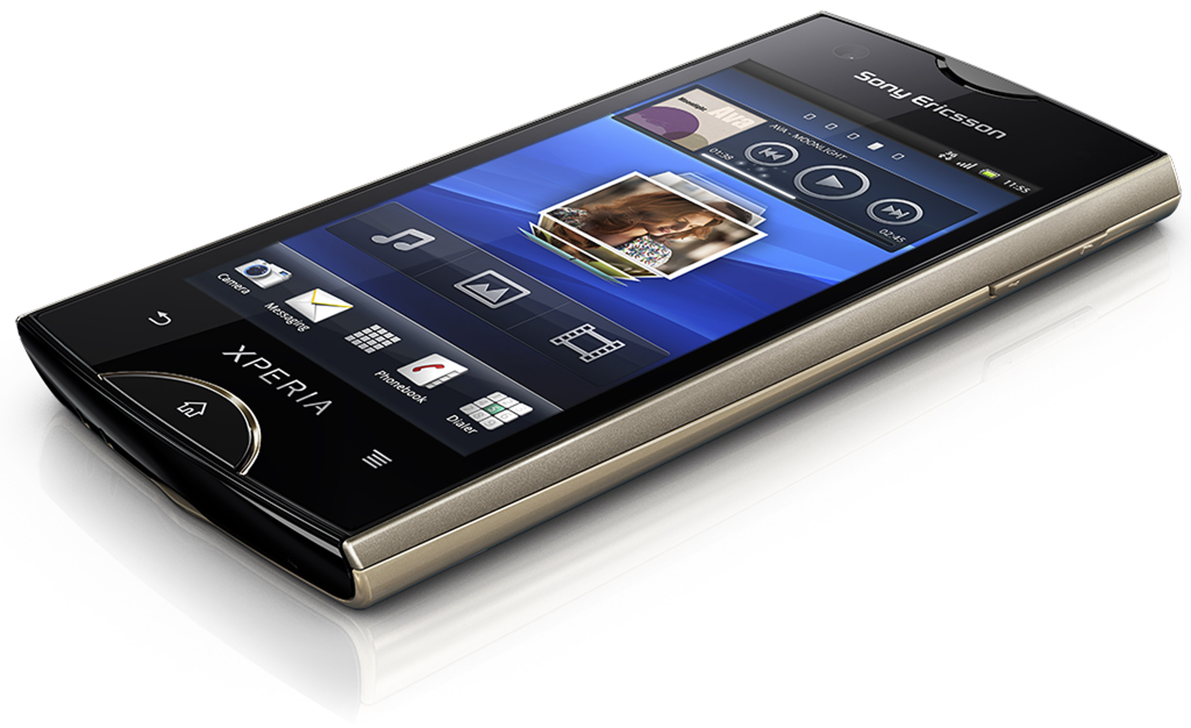 Phone Sony Ericson Android Phone sony ericsson goes for android supremacy with new xperia ray